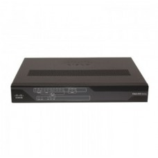 Cisco 891F - router - ISDN/Mdm - desktop, rack-mountable