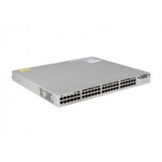 Cisco C3850-48F-S 48 Ports, PoE+, L3, Managed, Stackable, Rack-mountable, Gigabit Ethernet Switch