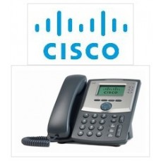 Cisco Spa303-g3 3-line Ip Phone With Display And Pc Port